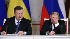 Ukraine-Konflikt: Mit Janukowitschs Sturz begann das Chaos