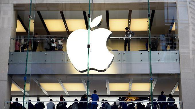 Gibt es bald auch Autos im Apple-Store?
