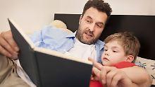 Trotz Doppelbelastung: Eltern sind weniger krank