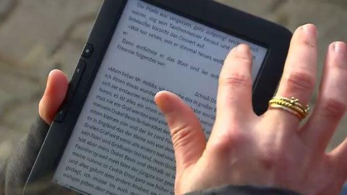 n-tv Ratgeber: Diese eBook-Reader überzeugen