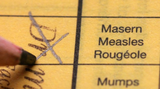 Der Impfpass - ein wichtiges Dokument, das aber gerne verlegt wird.