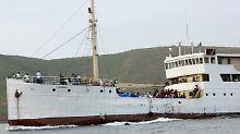 MV Liemba tuckert seit 100 Jahren: Das deutsche Schiff am Tanganjikasee