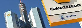 Bis zu eine Milliarde hinterzogen: Steuerfahnder durchsuchen Commerzbank