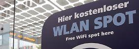Sicherheit für Hotspot-Betreiber: Neues Gesetz soll freies WLAN für alle bringen