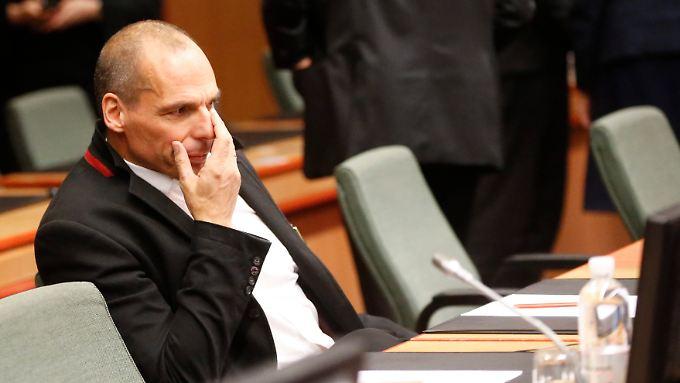 Varoufakis bei der Eurogruppe: Handelte er einen faulen Kompromiss aus?