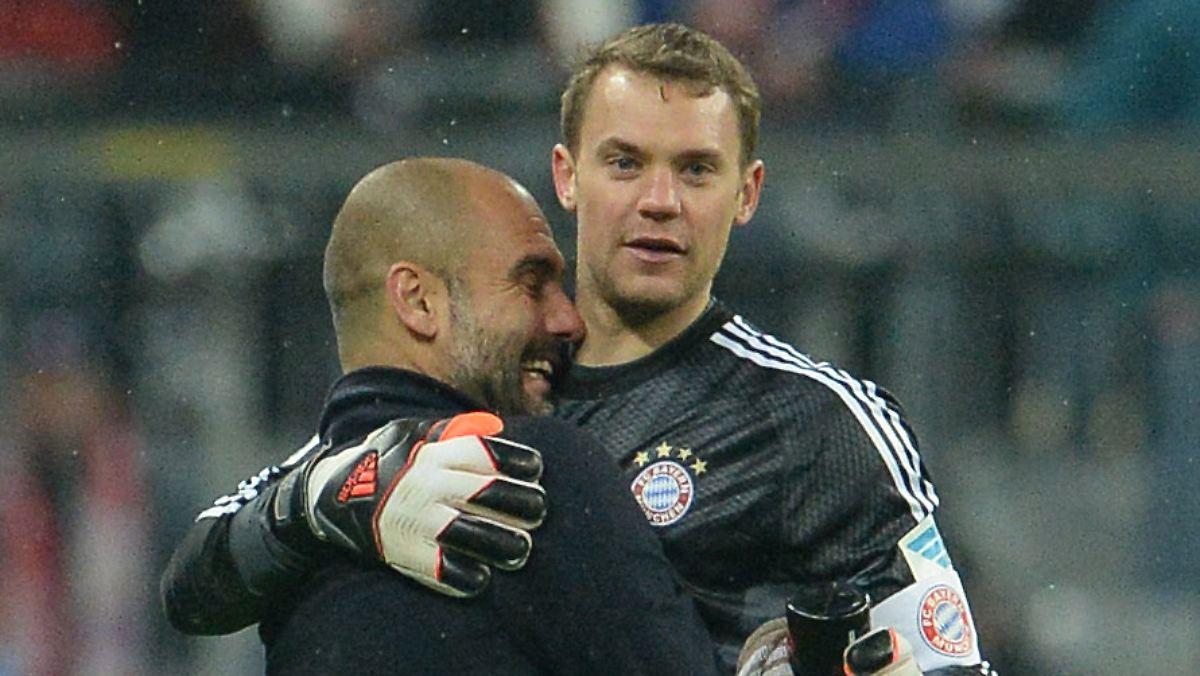Guardiola pfeift Neuer an, der BVB wütet