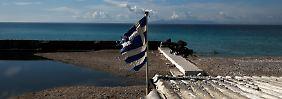 Griechenland muss in diesem Jahr fast 17 Milliarden Euro an Krediten bedienen.