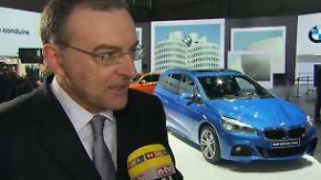 """Reithofer im n-tv Interview: """"Wir nehmen jeden Wettbewerber ernst"""""""