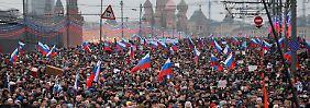 Der Marsch der Aufrechten: Es gibt das andere Russland