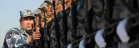 Gewaltiger Militäretat: Warum China jetzt so massiv aufrüstet