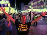 """Die """"Durchfallmasche"""": Britische Mallorca-Touristen betrügen Hotels"""