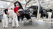 """""""Warnsignal"""" für Inflation: Nachfrage-Boom bringt Firmen ins Schwitzen"""