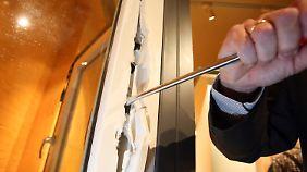 Hinter vielen Wohnungseinbrüchen stecken beispielsweise OK-Banden.