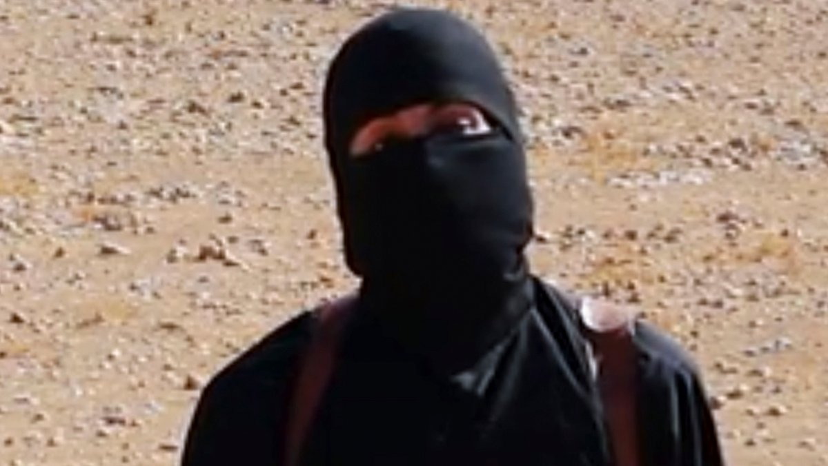 """Jihadi John"" hatte deutschen Begleiter"