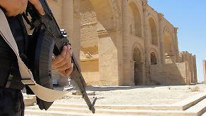 Jahrtausende überdauert: IS-Terroristen zerstören Unesco-Weltkulturerbe