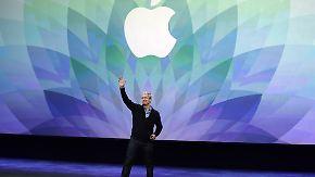 Aktien im Wert von 120 Mio Dollar: Tim Cook will sein Vermögen verschenken