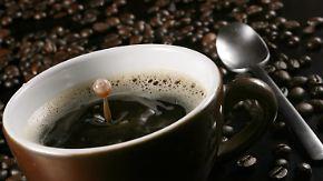 Wachmacher hilft beim Entkalken: Kaffee kann das Herz schützen