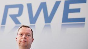 Sparprogramm wird ausgeweitet: RWE knabbert an den Folgen der Energiewende