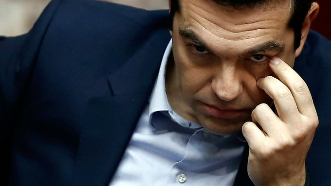 Ministerpräsident Alexis Tsipras hat einen Parlamentsausschuss damit beauftragt, sich mit den Fragen zu Reparationszahlungen zu befassen.