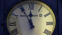"""""""Gefahr eines Systemrisikos"""": Anleger werden bei Bankaktien nervöser"""