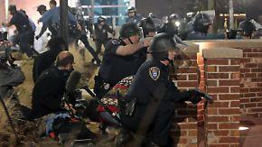 US-Stadt kommt nicht zur Ruhe: Zwei Polizisten in Ferguson angeschossen