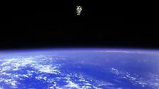 50 Jahre Weltraumspaziergang: Der gefährliche Schritt ins All