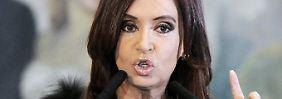 """US-Richter stützt """"Geierfonds"""": Argentinien erleidet nächsten Nackenschlag"""