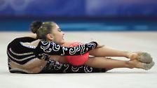 Wer ist die 31-Jährige? Kabajewa wurde 1983 im usbekischen Taschkent geboren.