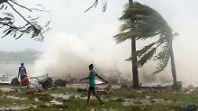 Mühsame Arbeiten im Pazifikstaat: Vanuatu bangt um seine abgelegenen Inseln