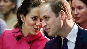 Promi-News des Tages: Kate und William inserieren Traumjob für Royal-Fans