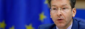 Der Eurogruppenchef sieht noch eine Möglichkeit, Griechenland vor einem Grexit zu bewahren.