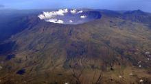 Der Vulkan Tambora auf der Insel Sumbawa vor Java hatte im Jahr 1815 seine bisher schwerste Eruption.