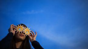 """Normale Sonnenbrille reicht nicht: """"SoFi-Brillen"""" fast überall ausverkauft"""