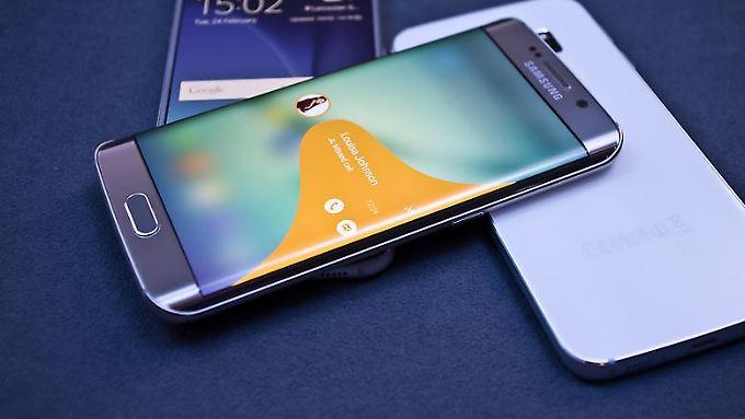 Nach der Premiere der Nachfolger schmelzen die Preise für Galaxy S6 und S6 Edge dahin.