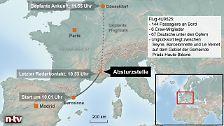 Beim Absturz des Germanwings-Flugzeugs über Südfrankreich starben 150 Menschen.