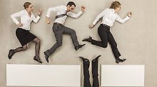 Es geht weiter: Rückschläge im Job akzeptieren