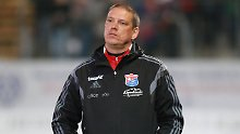 Europameister nicht mehr Trainer: Ziege wirft in Unterhaching hin