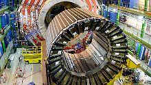 """Neustart des LHC verzögert sich: Kurzschluss legt """"Weltmaschine"""" lahm"""