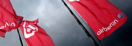 Fluggesellschaft im Umbruch: Air Berlin schreibt Rekordminus