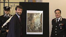 Renter wollte unter Wert verkaufen: Polizei findet 15-Millionen-Werk von Picasso