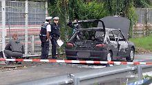 Florian H. verbrannte im Herbst 2013 in einem Auto.
