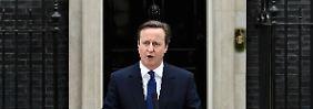 Britisches Unterhaus ist aufgelöst: Ein gespaltenes Land muss sich entscheiden