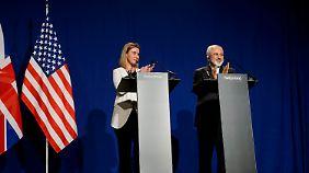 Annäherung im Atomstreit: EU hebt Sanktionen auf, Iran beschränkt Nuklearprogramm