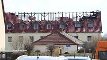 Nach dem Brand in Tröglitz: Landrat: Ich werde bedroht