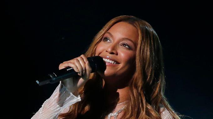 """""""Ich öffne meine Augen, nur um Dich zu sehen"""": Mit einem Liebeslied wirbt Beyoncé für Tidal."""