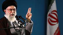 """""""Milchkühe der Amerikaner"""": Chamenei beleidigt saudische Monarchen"""