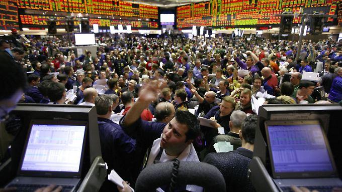Die Weltfinanzmärkte - hier ein Archivbild von der Chicagoer Warenterminbörse - sind oft unübersichtlich. Der neue LEI-Code soll helfen.