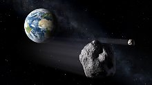 """Didymoon"" soll weichen: Nasa will Asteroid wegschießen"