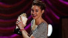 Popcorn für die Filmprominenz: Amy Schumer hostet die MTV Movie Awards