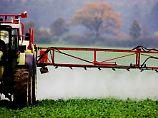 Zugelassene Werte überschritten: Pflanzenschutz verschmutzt Gewässer
